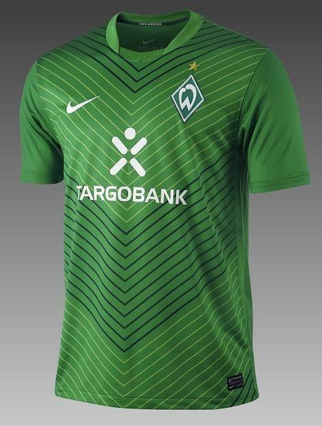 Nike - SV Werder Bremen Trikot Away 2011-2012 2