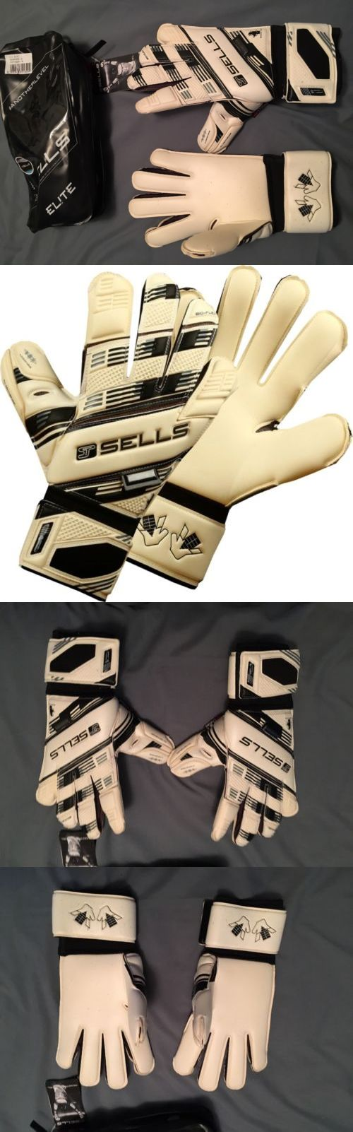Gloves 57277: Sells Vv Elite Exosphere Goalkeeper Gloves Size 9 -> BUY IT NOW ONLY: $50 on eBay!