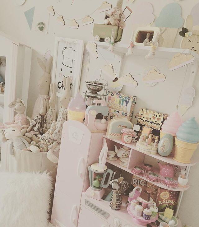 #kids#bedroom#decor#design#kidsroom#daughter#cute#beautiful#homedecor#home#sweet#instakids#instagram via @itzelgperaza