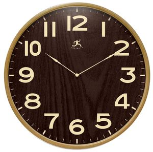 Arbor II Small Wall Clock by Infinity Instruments