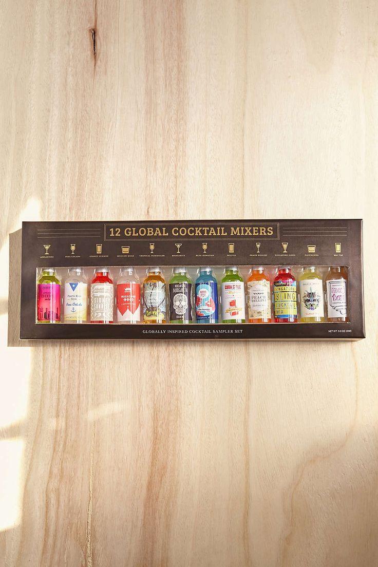 12-Piece Global Cocktail Mixer Set