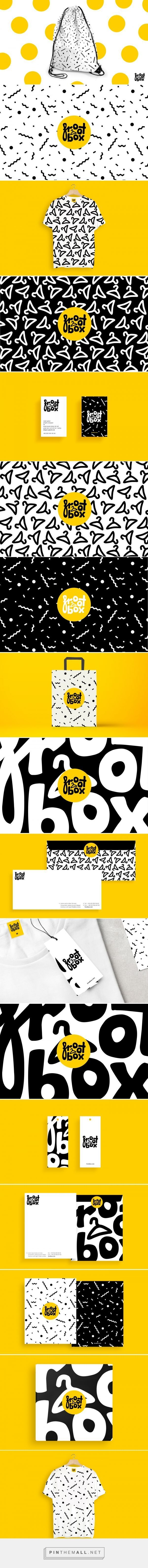 Branding | Graphic Design | Packaging Design | Frootbox Branding by Nuket Guner Corlan