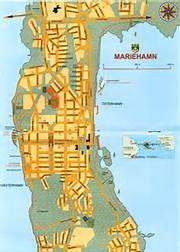 Maarianhamina / Mariehamn, Åland http://www.visitaland.com/fi/hyva-tietaa/maarianhamina/