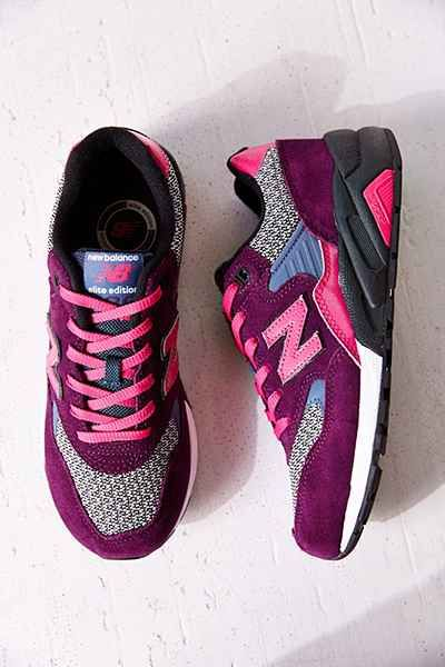 new balance 580 purple heart