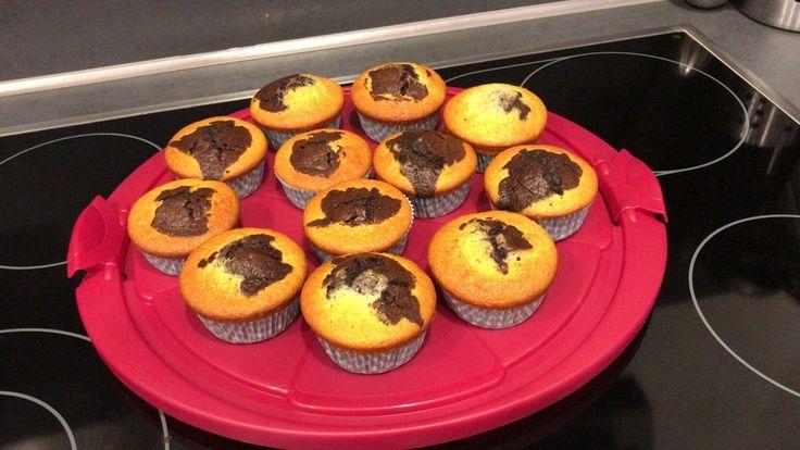 Luftige Marmor-Muffins, ein tolles Rezept aus der Kategorie Kuchen. Bewertungen: 27. Durchschnitt: Ø 4,5.