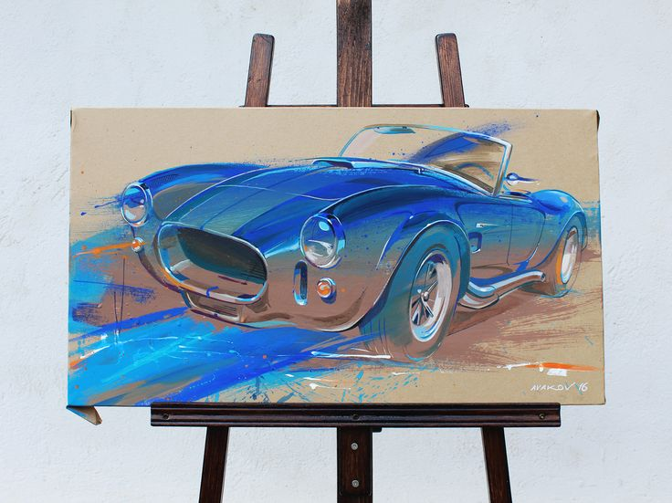 shelbycobra427 ,acrilyc on toned paper 38x67cm #shelbycobra427 #shelbycobra #ilyaavakovart #shelbycobra427 #autoart #artcar #drawings #carart #shelbycobra #ilyaavakovart #car #sketchbook #illustration #carartspot #interiorpainting #paintingsforsale #automotiveart #automotiveartist #classiccar #artworks #acrylicpainting #motors #vintagecar #carartspot #carrollshelby #autofineart #gallery #instaauto #instaart