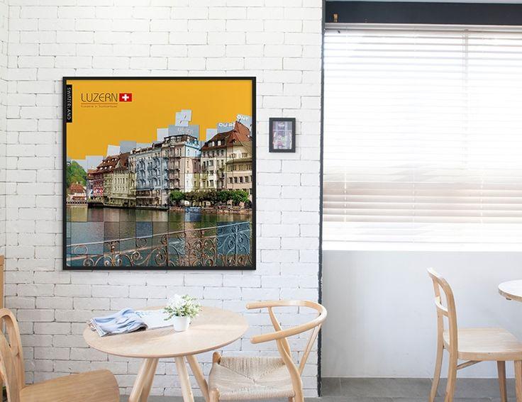 bigframe/Interior piece/frame decoration/액자인테리어/빅프레임