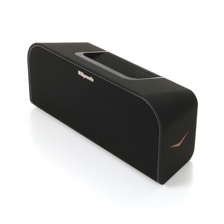 KMC 3 Wireless Music System ($399.99): KMC 3 Wireless Music System ($399.99): A premium 2.1 home/portable wireless music system with built-in subwoofer.