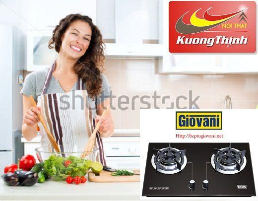 Bếp ga Giovani xuất xứ ở đâu
