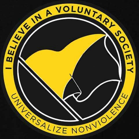 I Believe in a Voluntary Society - Universalize Nonviolence!  A Geek With Guns