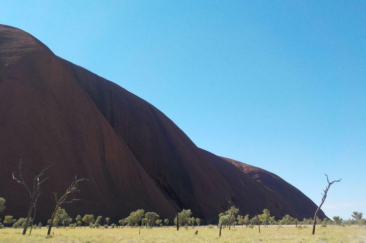 Uluru. NT Australia