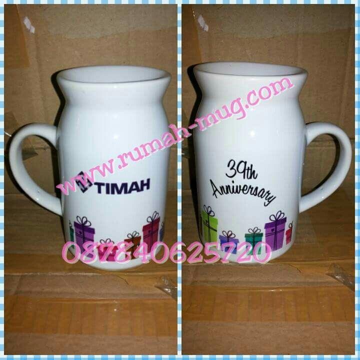 Mug Milk / Susu  Thks PT Timah