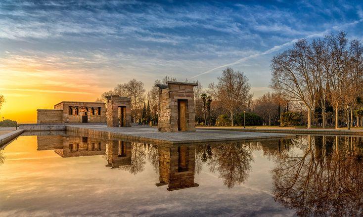 Templo de Debod by Miguel Diaz on 500px