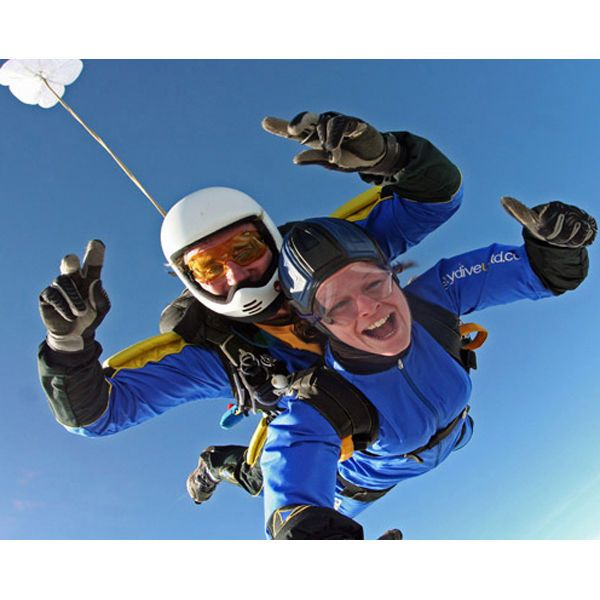 Tandem Skydive (UK Wide) | IWOOT  Done it ..... Would easily do it again :)
