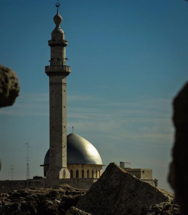 Aleppo, Syria  15.4.2012