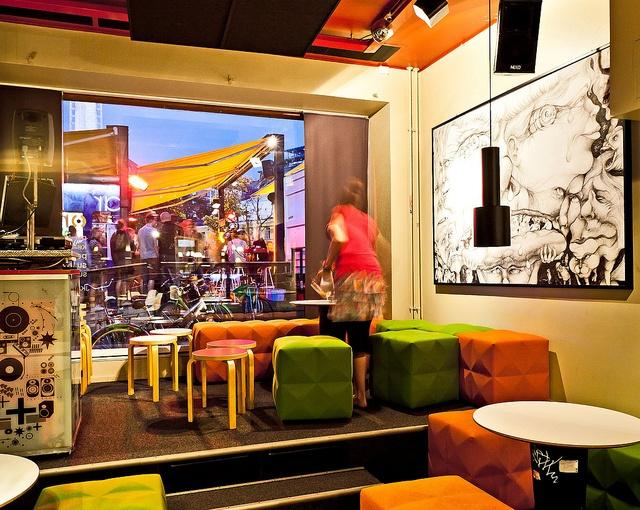 Mbar Restaurant in Helsinki