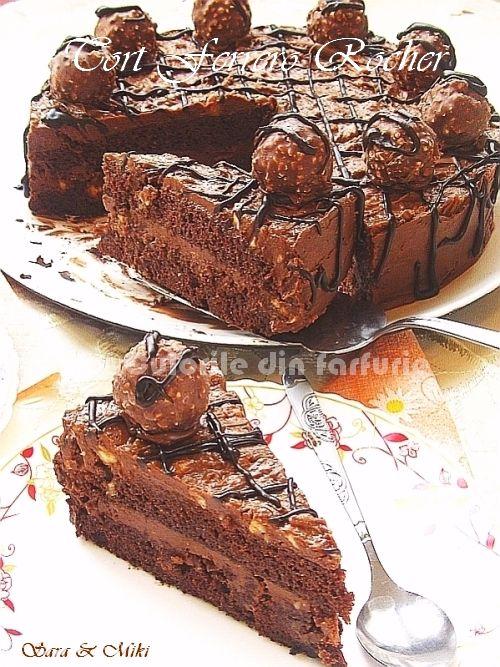 Orice sarbatoare este incompleta fara o felie de tort si un pahar de sampanie. Cum ieri de Sfantul Nicolae l-am sarbatorit pe sotul meu Miki, care a avut si ziua de nastere si pe cea de nume…