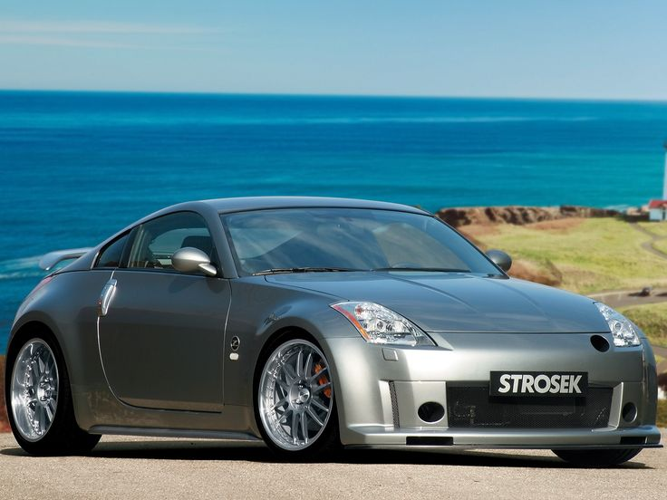 nissan 350z. It's coupe or nothing!