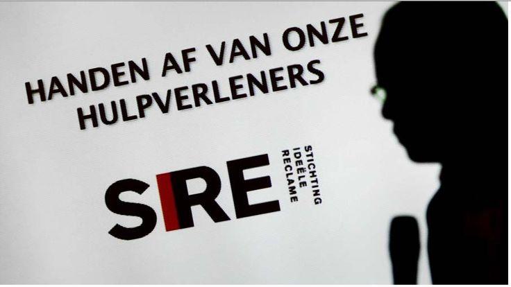 Sire - Geweld tegen hulpverleners campagne