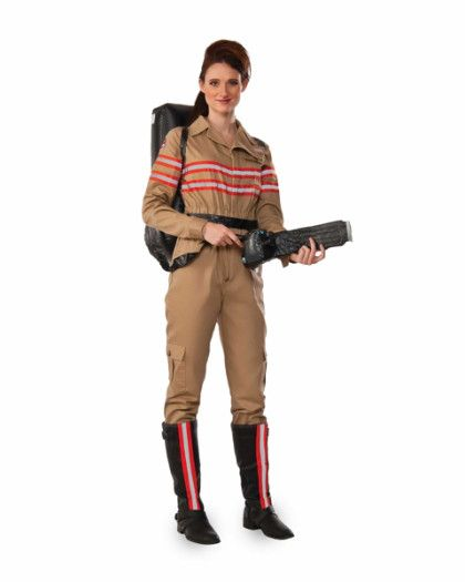 Ghostbuster Costume for Women   Just plain awesome ...
