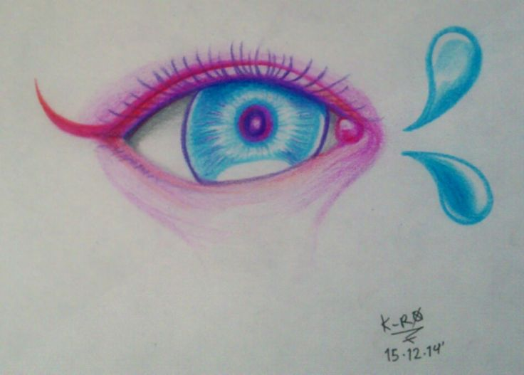 Line Drawing Of Sad Face : Best drawing eyes images eye
