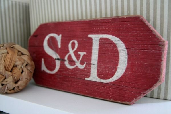 Pin by Tracie OBrien on Projects | Wooden signs, House