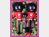 GOLLIWOG KNITTING PATTERNS | Free Patterns