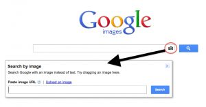 How journalists can do reverse image searches on images
