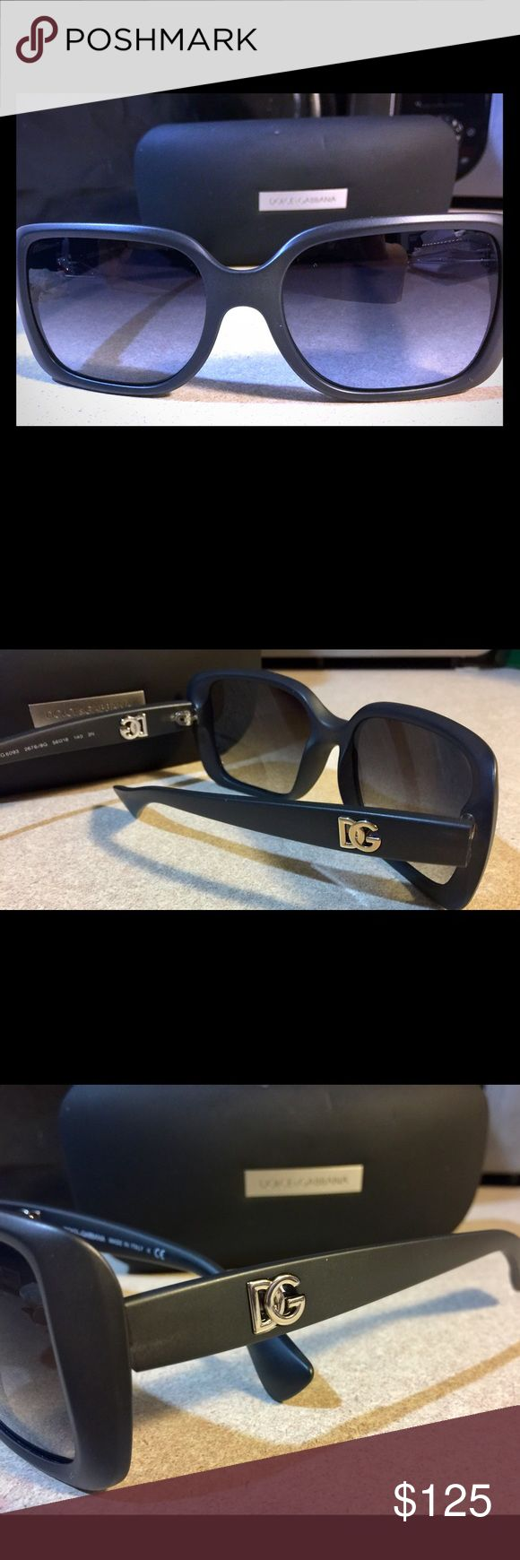 ‼️‼️Dolce & Gabbana Women's Sunglasses‼️‼️ ‼️PRICE DROP MUST GO‼️Brand-new high quality Dolce and Cabbana's women sunglasses for sale! Comes with Dolce and Cabbana case. These have never been worn I bought them with a flex spending card last year and I will never wear them so I figured I try to sell them. No marks or scratches of any kind and again very well-made sunglasses!!! Dolce & Gabbana Accessories Sunglasses