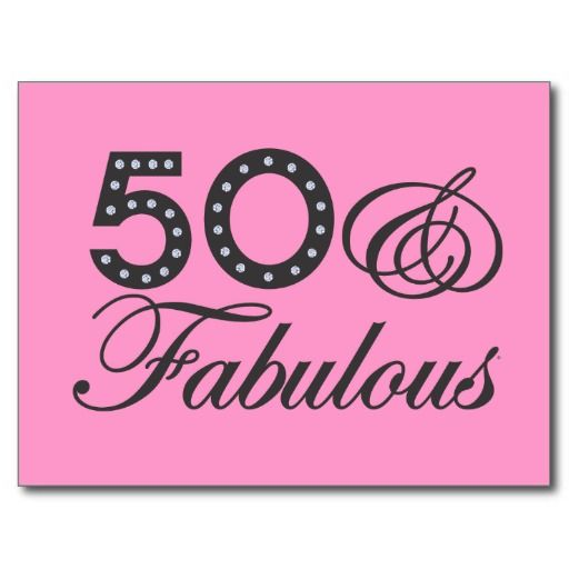 50th And Fab: 96 Best Images About 50th Birthday Ideas On Pinterest