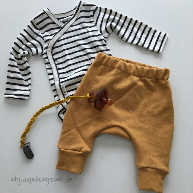 Two pants for the baby (Oh, boy!)