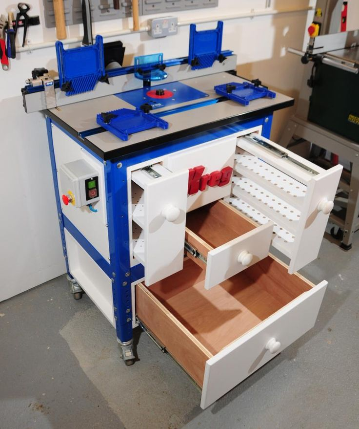 Vince Green uploaded this image to 'Kreg Router Table'.  See the album on Photobucket.