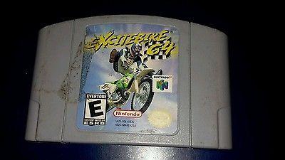 Excitebike 64 (Nintendo 64, 2000)