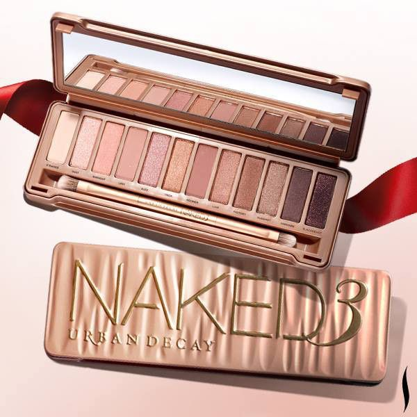 It's time for another giveaway! Enter for a chance to win 'Naked3' from Urban Decay Cosmetics. Click for details. Good luck! #sweepstakes