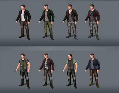 """Check out new work on my @Behance portfolio: """"Characters concepts for Game Art"""" http://be.net/gallery/35210747/Characters-concepts-for-Game-Art"""