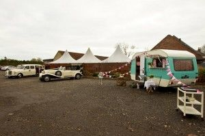 Tiffany the Vintage Caravan Photo Booth Southend Barns