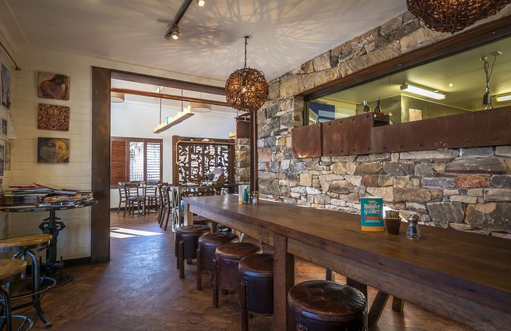 RABBIT TRAP TIMBER CAFE FIT-OUT for Palate Pleasure, Bowral