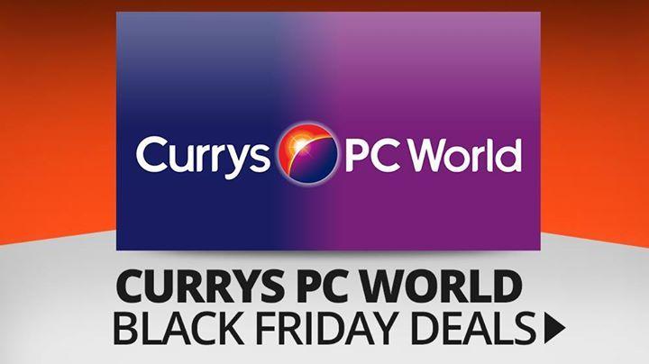 Currys notebooks deals