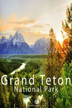 Here's why you'll fall in love with Grand Teton National Park