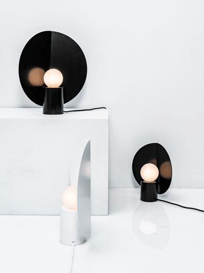 Lollipop table lamp by Hanna Särökaari. Photo: Aleksi Tikkala