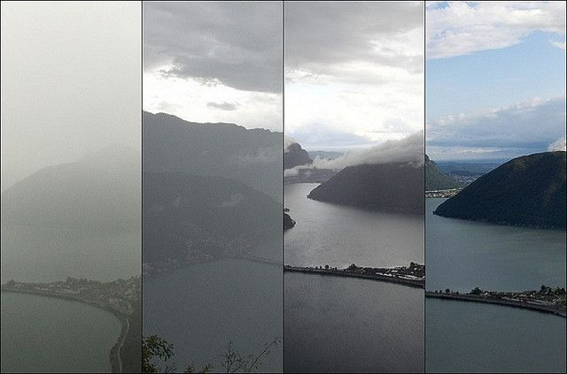 I changed the weather in Lugano :)