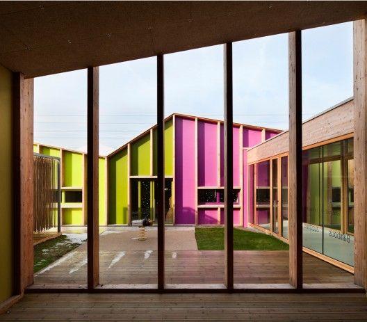 Epinay Nursery School - BP Architectures