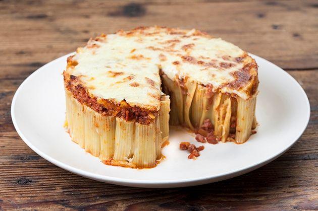 Ριγκατόνι κέικ