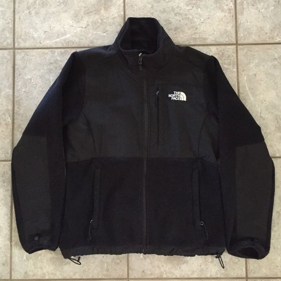 Black North Face fleece jacket This black north face winter fleece jacket is in VERY good condition and was only worn a few times. The North Face Jackets & Coats