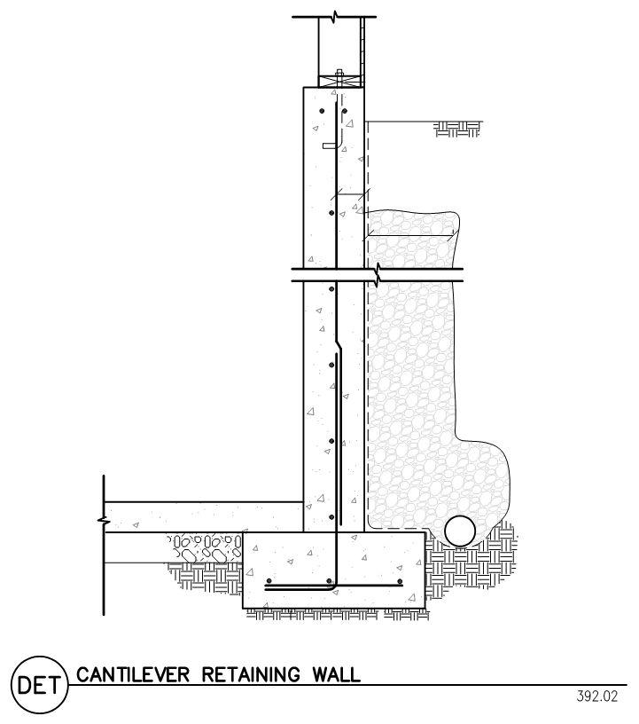 Retaining Walls Jb Miller Best Concrete Retaining Walls Design