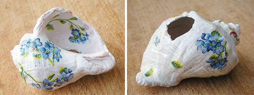 Ever wondered what to do with the seashells you collect on holiday?