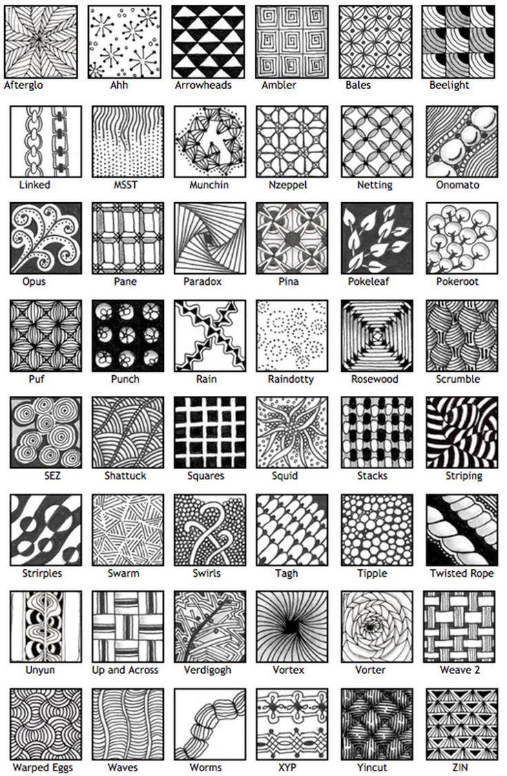 Image result for zentangle designs