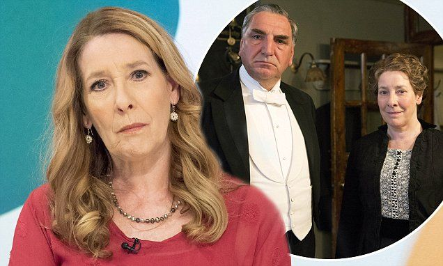 Phyllis Logan discusses Downton Abbey movie speculation