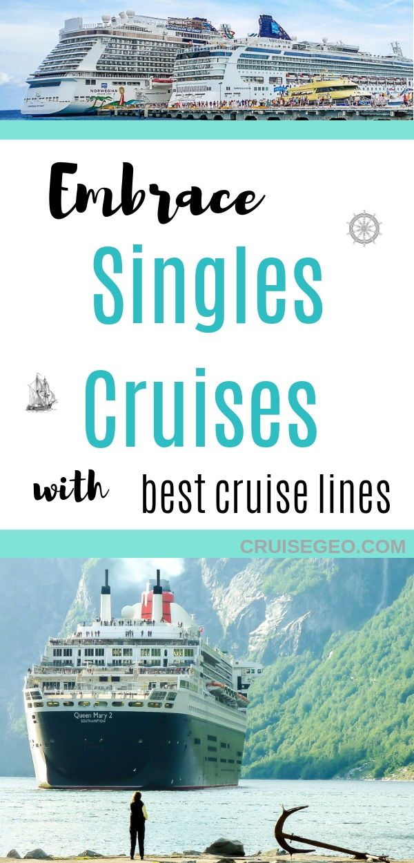 what is the best cruise line for young singles