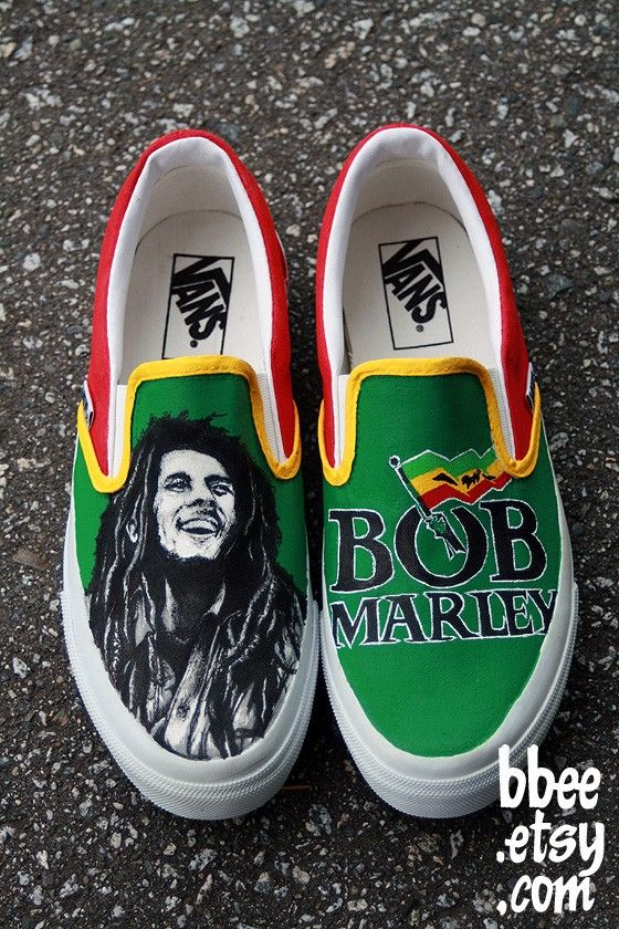 chaussure bob marley